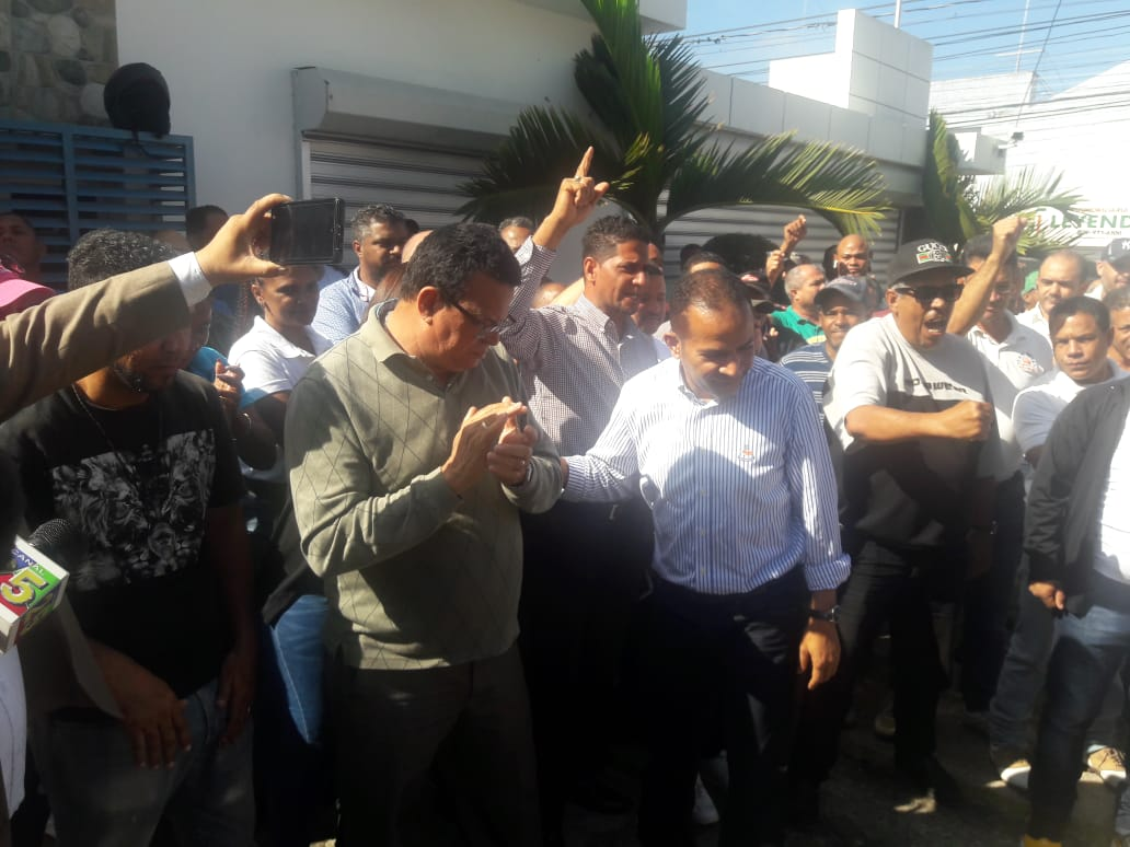 Juan Marte se solidariza con los Jóvenes que promueven protestas sociales en elPaís