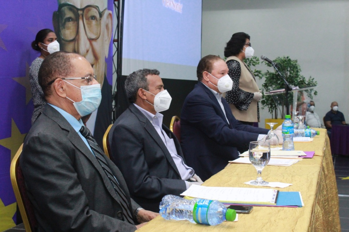 PLD realiza asamblea con su equipo de campaña en la provincia SantoDomingo