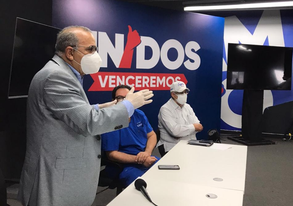 Gabinete Salud de Abinader anuncia inyección del40.000.00millones para mejorar situación sanitaria