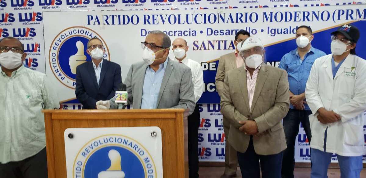 Gabinete Salud Abinader denuncia línea de manipulación del Covid-19 desde PalacioNacional
