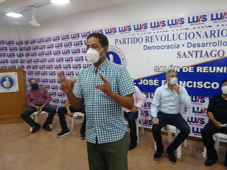 Secretario general PRM Santiago reclama facilitar el voto en elecciones deldomingo