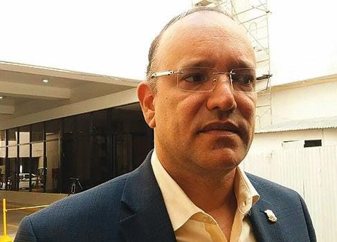 Ullises Rodríguez pide esclarecer robo millonario Junta Electoral deSantiago