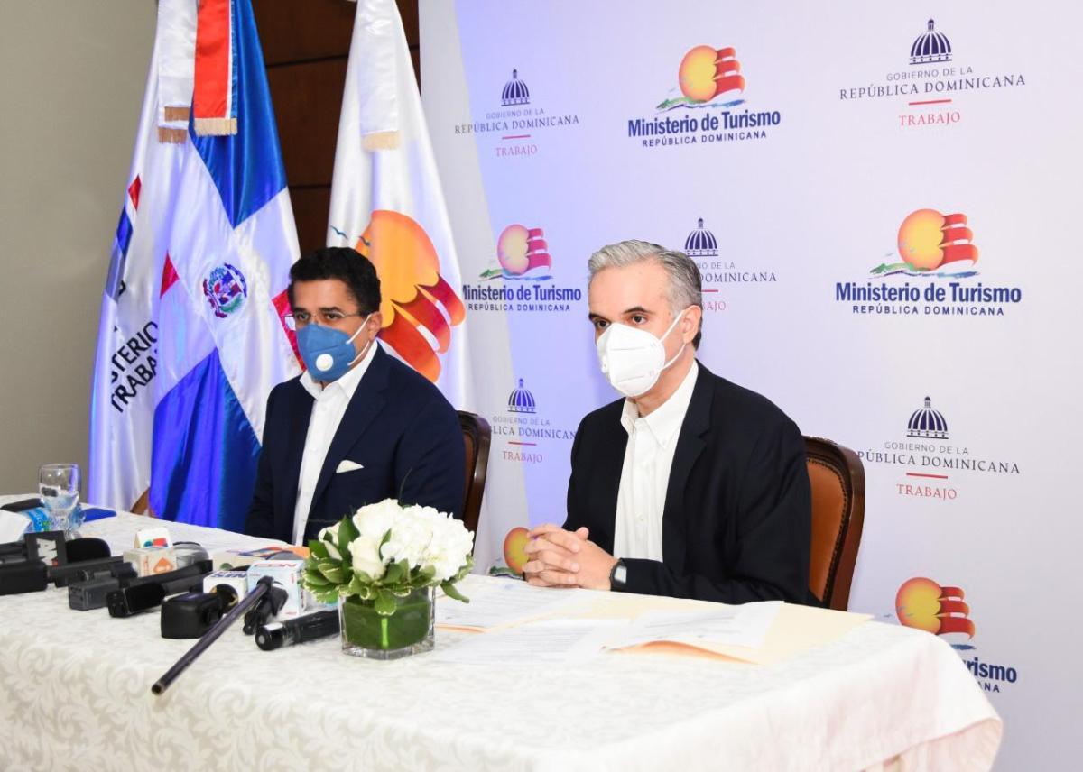 Ministro de Trabajo emite resolución para facilitar la reactivación turística en la RepúblicaDominicana