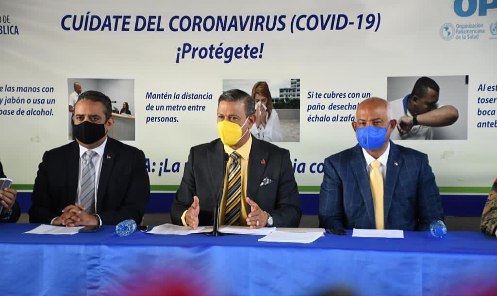 Salud Pública advierte deben ser devueltos vehículos del Ministerio que estén en manosprivadas