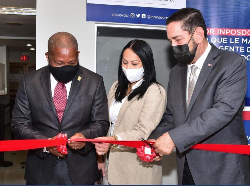 Inauguran oficina del INPOSDOM en la ciudad de NewYork
