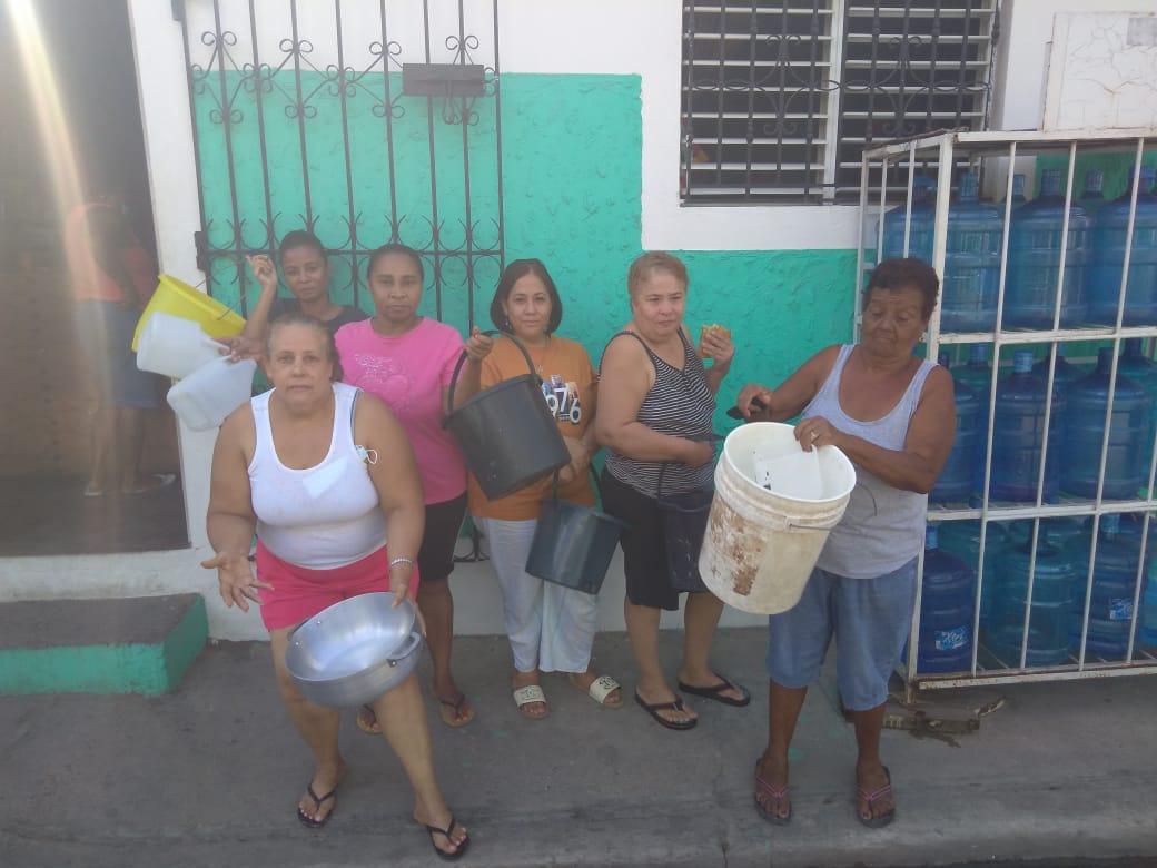 Moradores del Ejido se lanzarán a las calles en reclamo de la solución del aguapotable