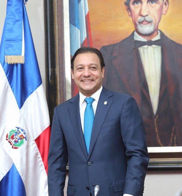 """Abel Martínez declara a integrantes Águilas Cibaeñas como """"Héroes deportivos delMunicipio"""""""