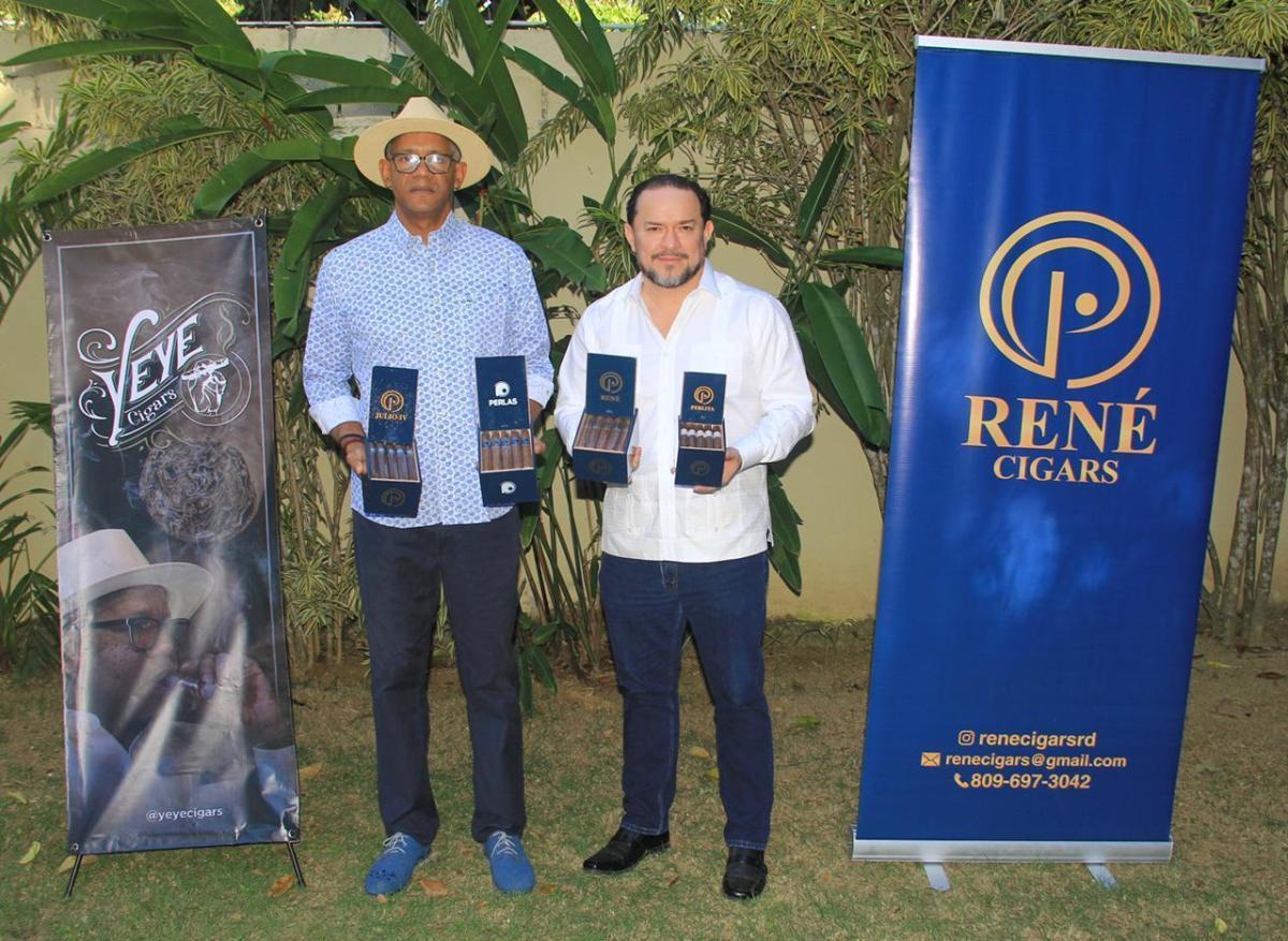 Celebran lanzamiento línea René Cigars en la ZonaNorte