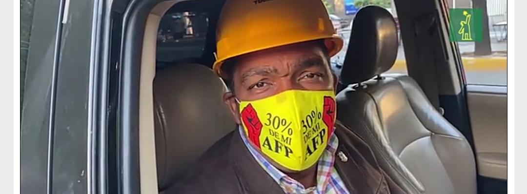 Buscan Abinader se reúna con manifestantes de 30 % de AFP antes delsábado
