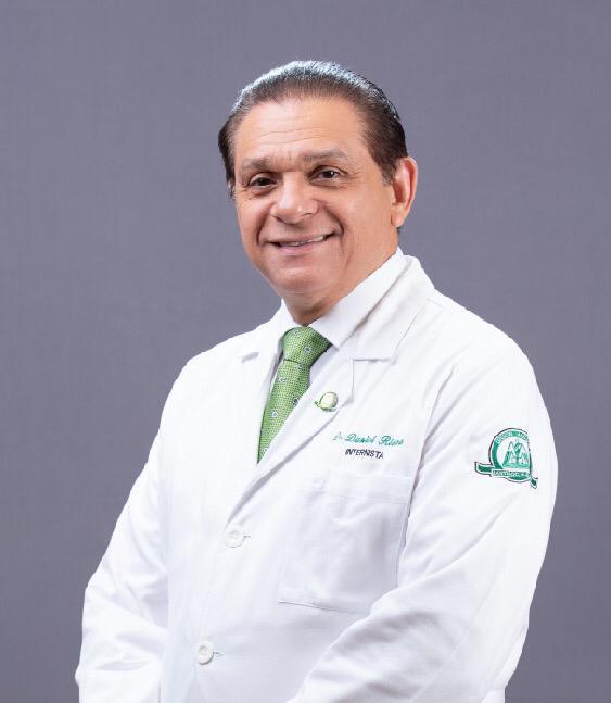 Presidente Abinader Designa al Dr. Daniel Rivera Ministro SaludPública
