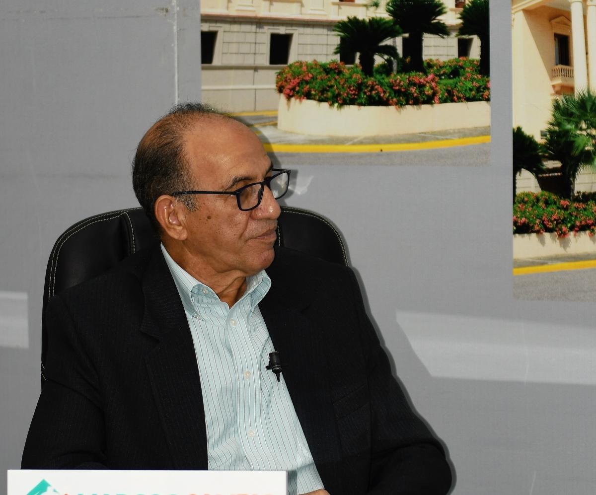 Andrés Burgos reveló satisfacción de habitantes por mejora del servicio de aguapotable