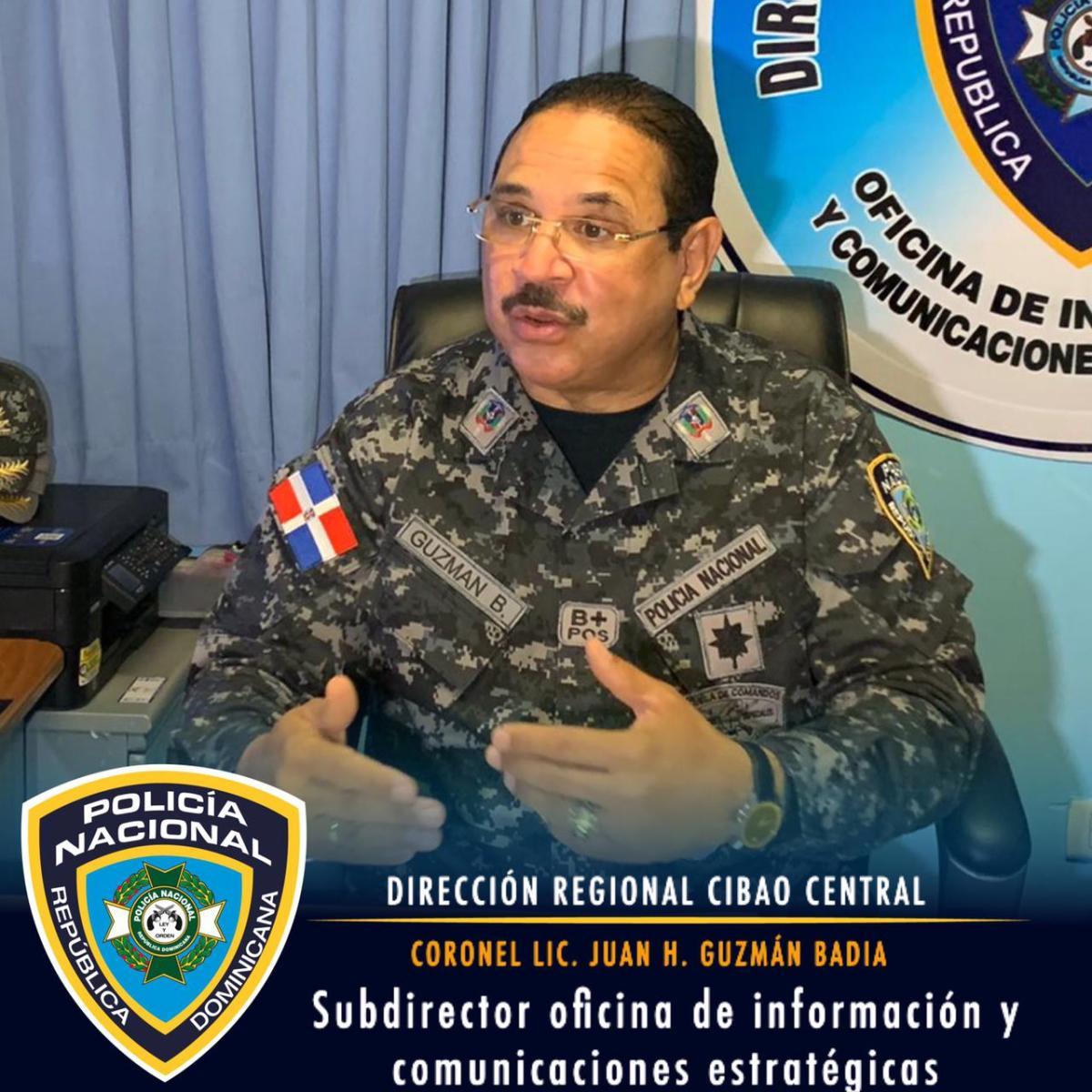 Policía Nacional y Ministerio Público investigan homicidio de dos personas y herida de balas a otro individuo en conflicto entre grupos contrarios enMoca