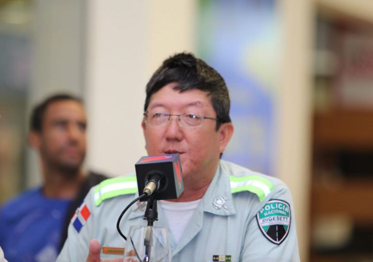 Presidente nombra al general Minoru Matsunaga como nuevo director delCestur
