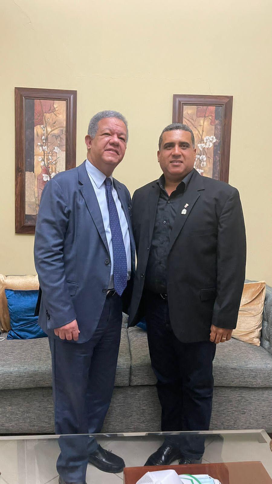 Mariano Paulino valora como positiva visita a Santiago del líder de la Fuerza del Pueblo LeonelFernández