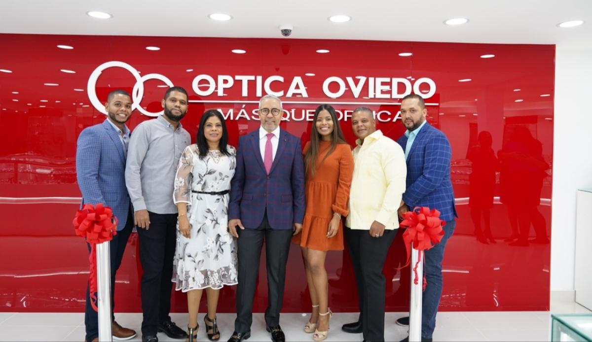 Óptica Oviedo inaugura nueva sucursal en la avenida Rómulo Betancourt DistritoNacional