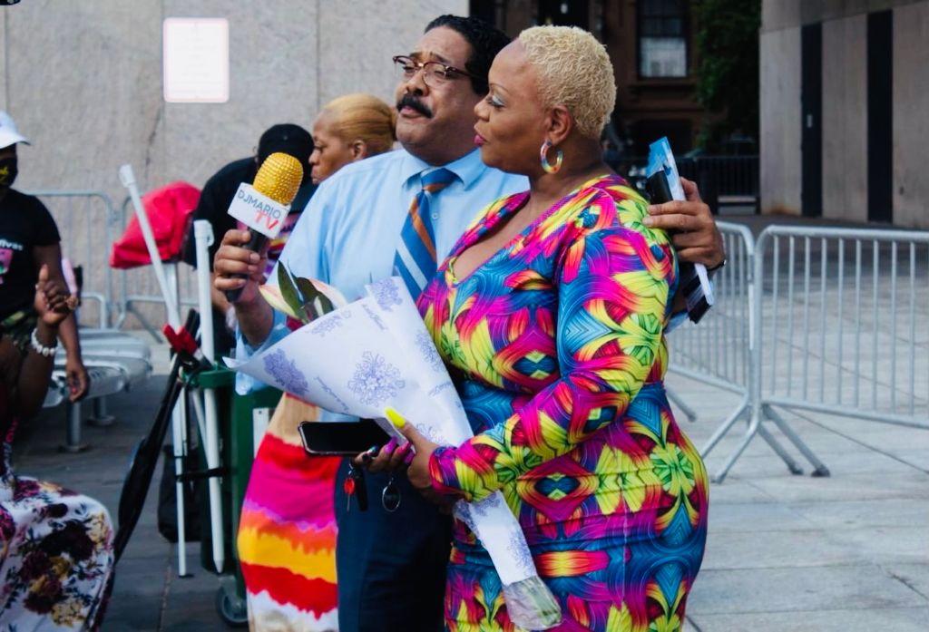 """Guillermo """"Ali"""" Pérez es endosado para presidente del condado de Manhattan por los líderes de Harlem en NuevaYork"""