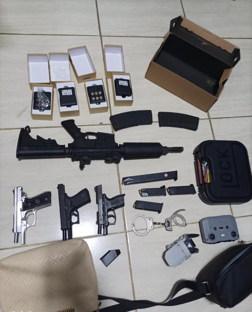 Policía Nacional da otro golpe contra el crimenorganizado