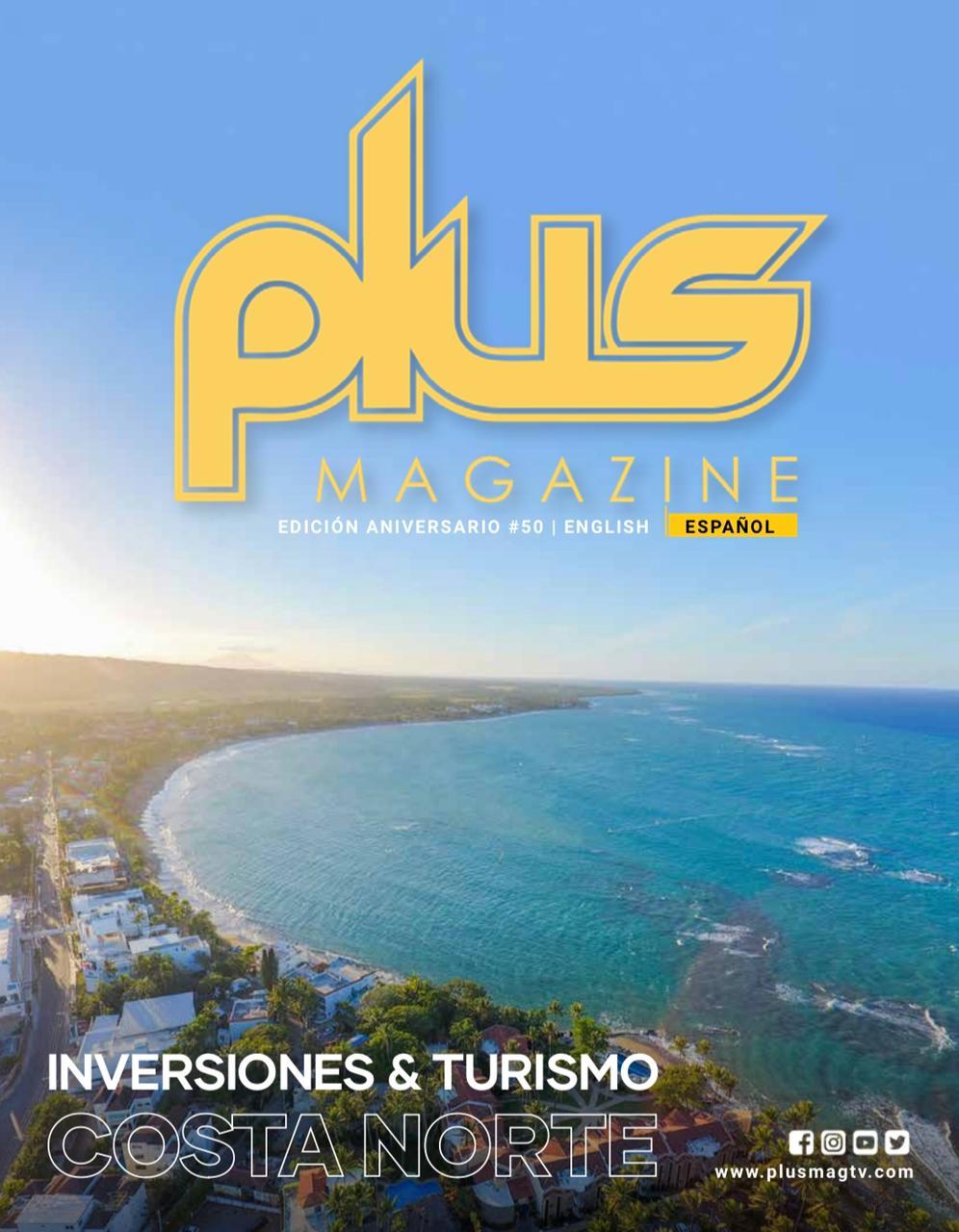 Plus Magazine celebra en grande su decimoterceraniversario