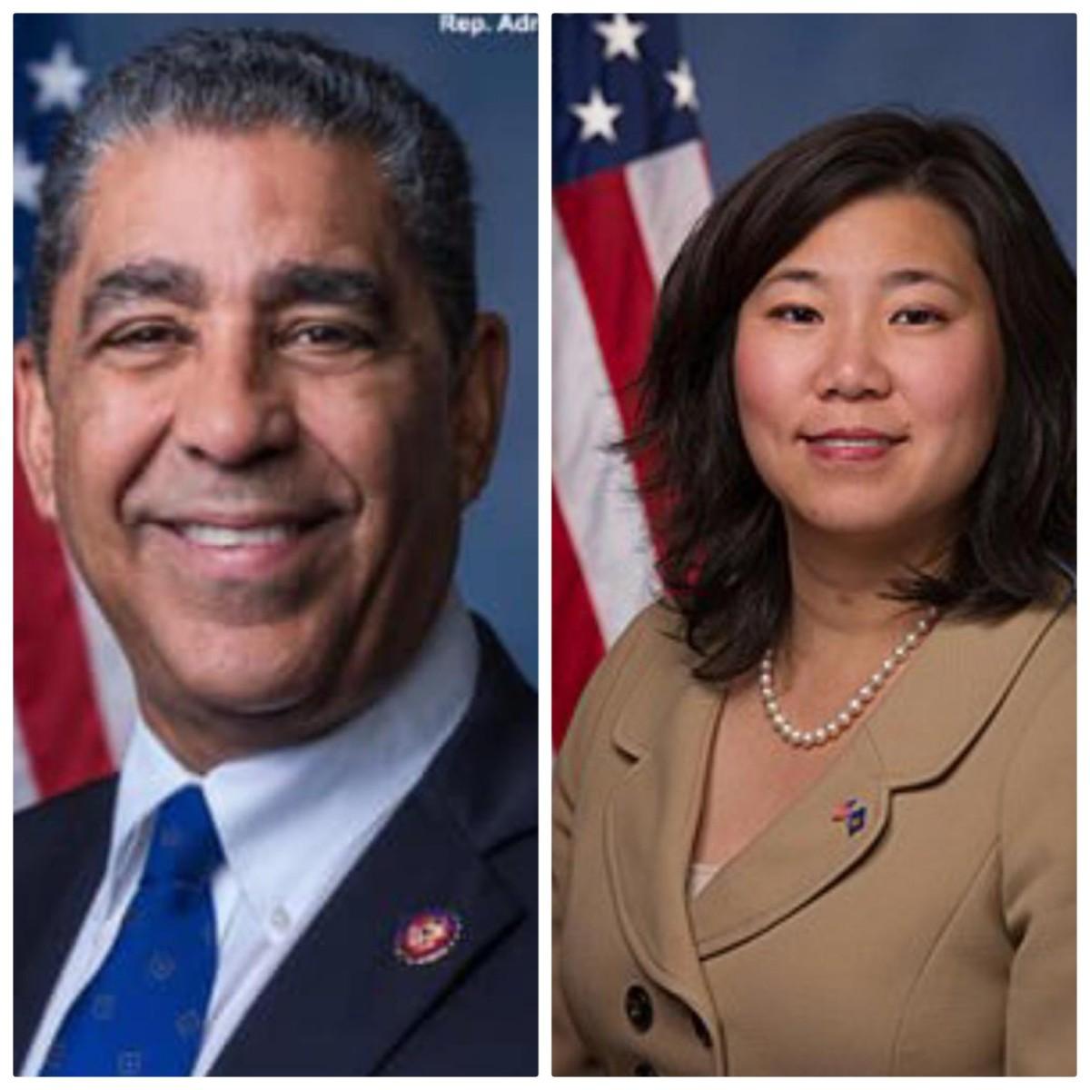 Congresistas Espaillat y Meng logran asegurar miles de millones en ayuda por desastres en NuevaYork