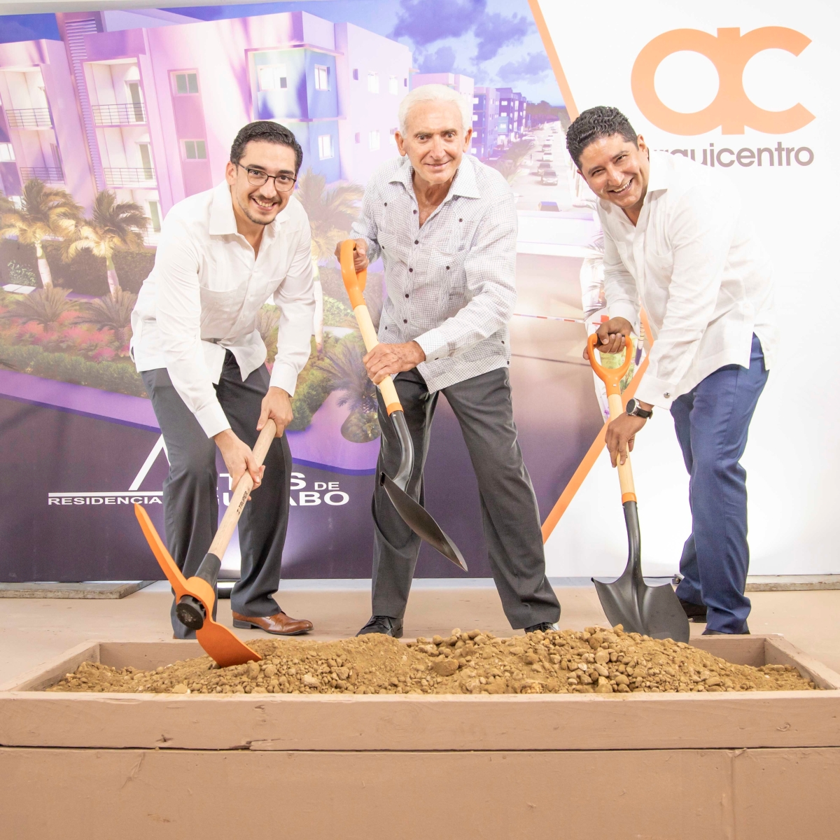 Realizan primer palazo complejo habitacional Altos deGurabo