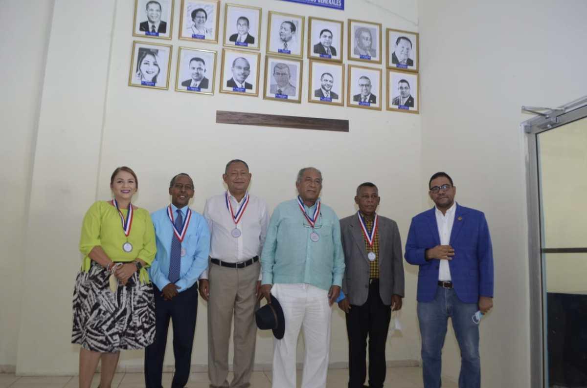 CDP Santiago reinagura galería de exsecretariogenerales