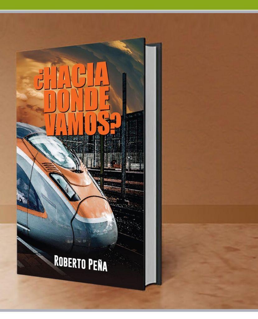 El pastor Roberto Peña presentó su nuevo libro: ¿HACIA DONDEVAMOS?