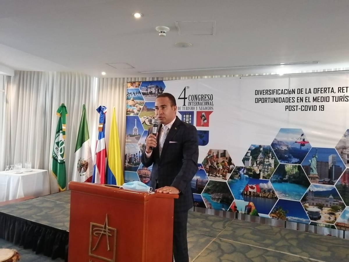 Inicia 4to. Congreso Internacional de Turísmo enCartagena