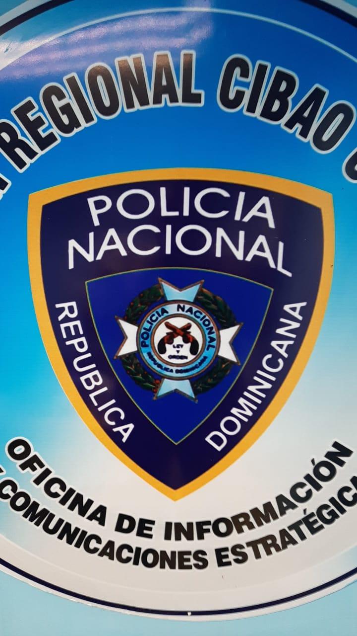 Policía Nacional captura 5 personas en casos separados por la comisión de hechos ilícitos en el CibaoCentral.